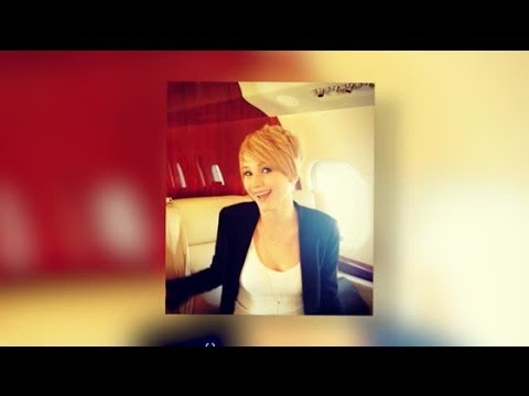Jennifer Lawrence Gets A Pixie Cut