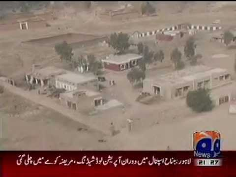 Restoration Of Peace In South Waziristan - 1 Apr 2012 Geo Tv video