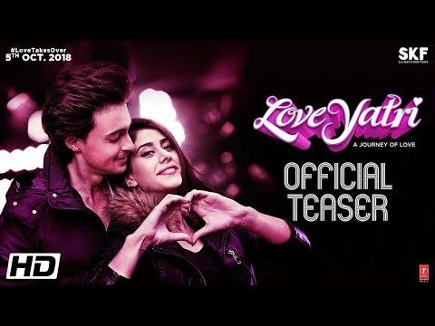 Loveyatri | Salman Khan | Aayush Sharma | Warina Hussain | Abhiraj Minawala | 5th October thumbnail