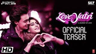 Loveratri  Salman Khan  Aayush Sharma  Warina Huss