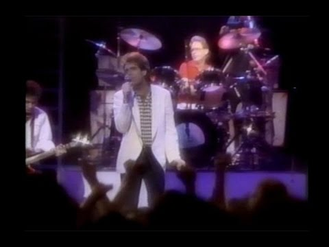 Huey Lewis & the News - The Sports Tour (1985)