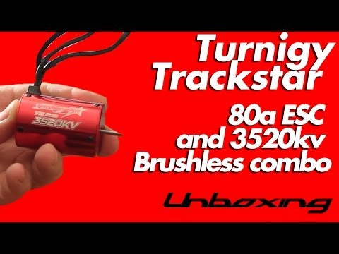 turnigy trackstar 120a turbo manual