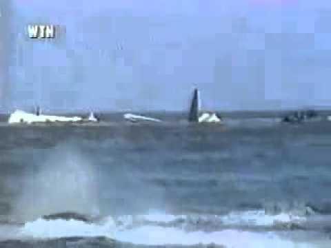 Ethiopian Airlines Boeing 767-260ER crash footage