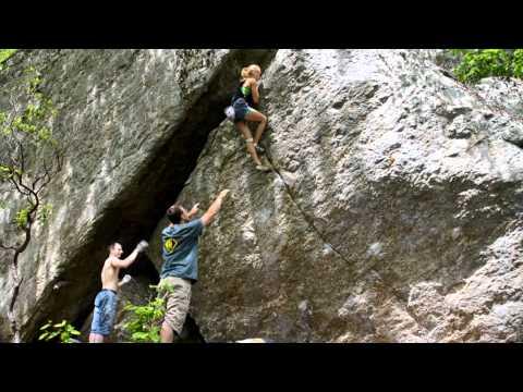 Great Barrington Bouldering (Part 2)