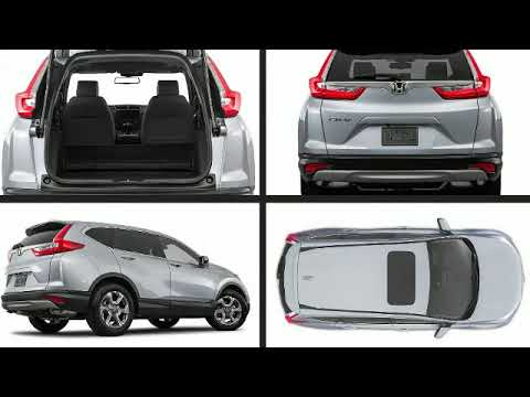 2019 Honda CR-V Video