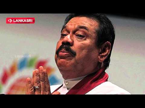 Took Over The Post of My Party Leadership- Mahinda