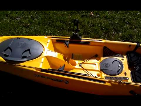 My tarpon 140 fishing kayak