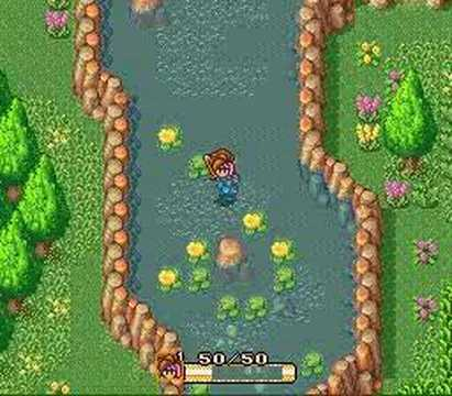 Mandala Secret of Mana Secret of Mana The 9th