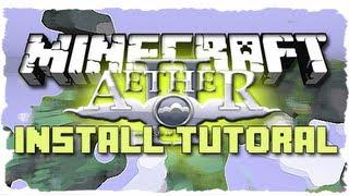 Minecraft Aether II: Install Tutorial! (MC MOD INSTALL)