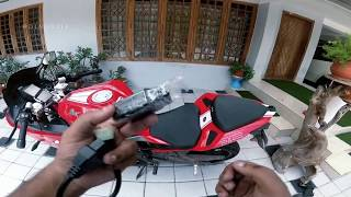 Installing GPS Tracker on Apache RR310
