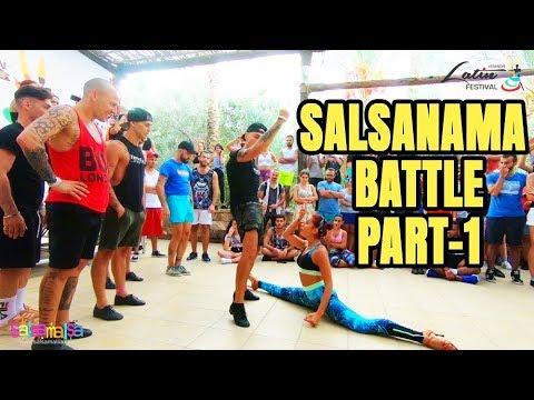 SALSANAMA SALSA BATTLE-1 - LEBANON LATIN FESTIVAL