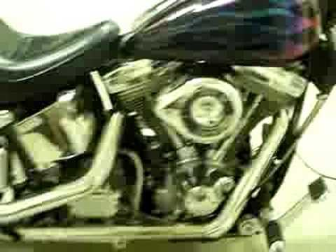 1987 Harley Davidson Softail Custom Video