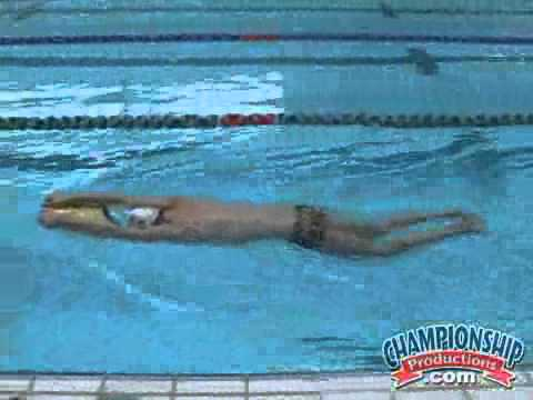 On Deck Breaststroke Kick With Resistance With Ian Pope