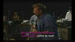 Vídeo 69 de Johnny Hallyday