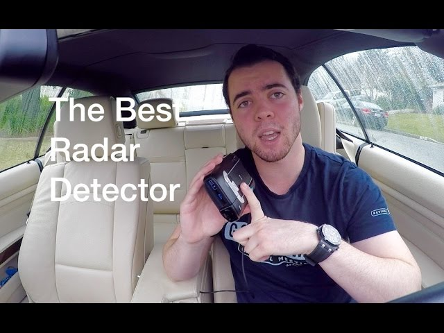 What Is The Best Radar Detector? Escort Max 360 Review