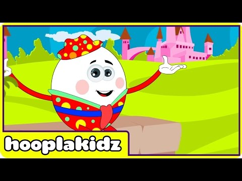 Humpty Dumpty And Top 12 Nursery Rhymes For Babies & Toddlers video