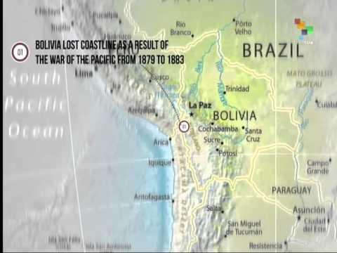 Chile Bolivia Hague The Hague Bolivia And Chile