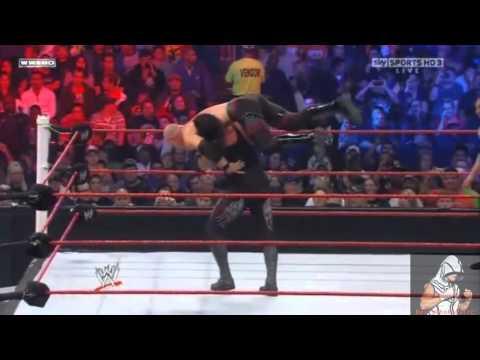 WWE Night Of Champions 2010: Kane vs The Undertaker (Highlights...