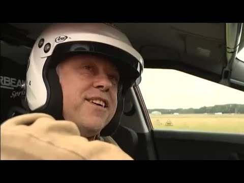 Bob Geldof's star turn - Top Gear - BBC