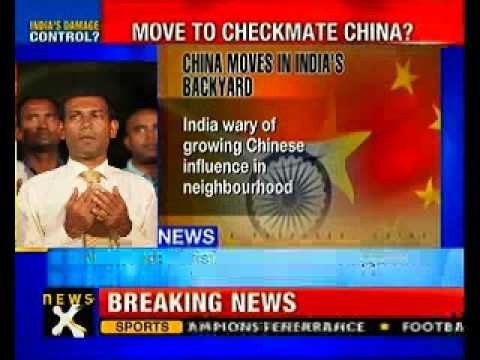 Maldives crisis: Satisfied with India's approach, says Nasheed-NewsX