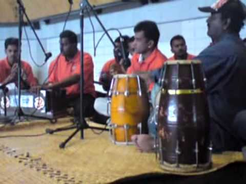 Radio Tarana Fiji Festival 2010 Lokgeet By Sanjesh Nand