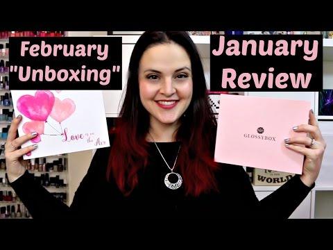 GlossyBox February 2016