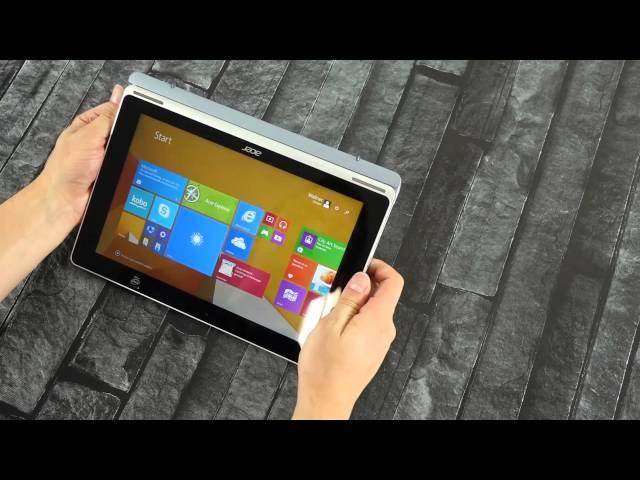 Acer Aspire Switch 10 FHD Test - Günstiges Windows Tablet mit Stylus und Tastatur