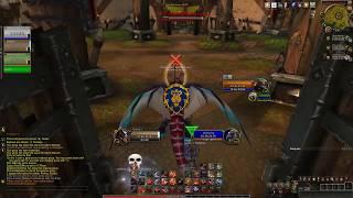 Bajheera - KFC IS BACK IN BFA?! - WoW 8.0 Fury Warrior 3v3 Skirmishes