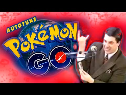 POKEMON GO ES EL DEMONIO - Josue Yrion -AUTOTUNE By @ivanlagarto