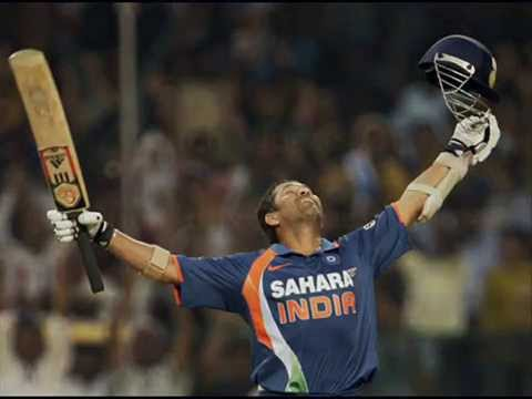 Sachin Tendulkar World Record 200 Runs In Odi video