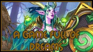 Hearthstone: A game full of dreams (reno priest)