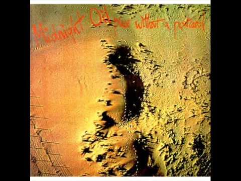 Midnight Oil - Burnie