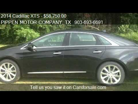 2014 Cadillac XTS Premium - for sale in Carthage, TX 75633