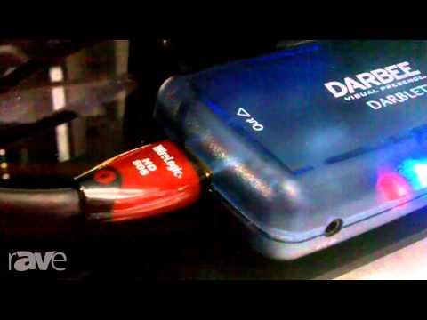 CEDIA 2013: Darbee Showcases the Darblet DVP 5000