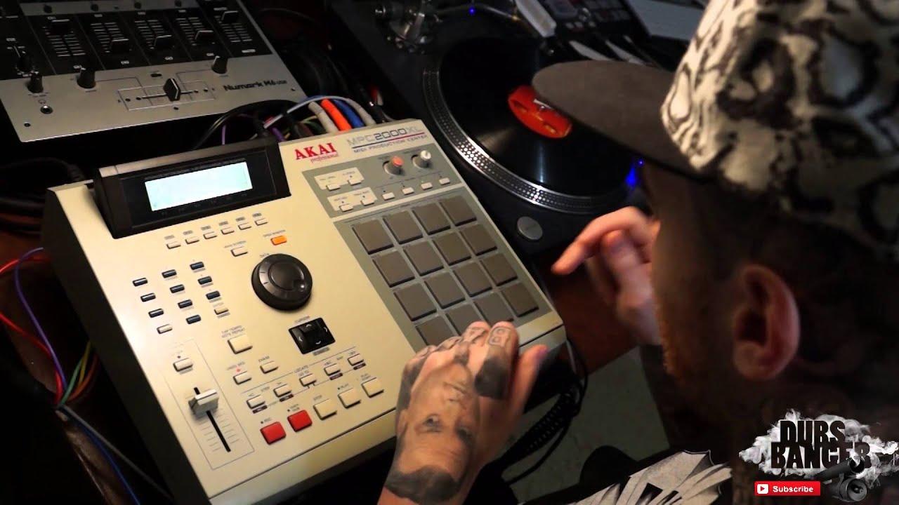 Classic Hip Hop Jazz Sample Beat Making Video Old School