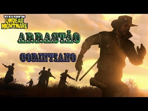 Red Dead Redemption Zombie - gameplay