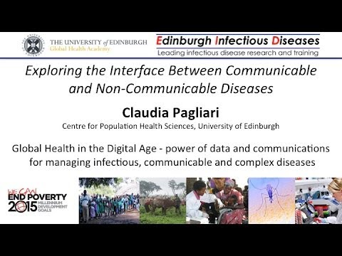 Global Health in the Digital Age - Claudia Pagliari, University of Edinburgh