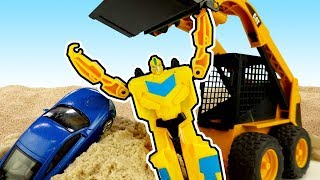 Transformers toys & toy racing cars: Kinetic sand surprise toys