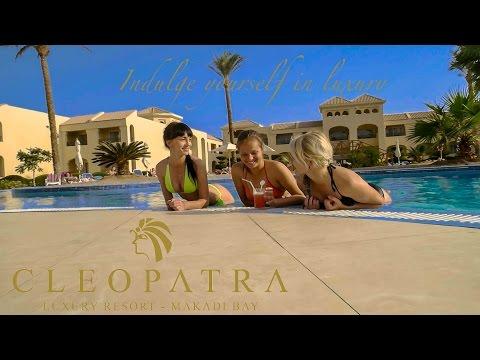 Cleopatra Luxury Resort***** Makadi Bay / new official advertising video