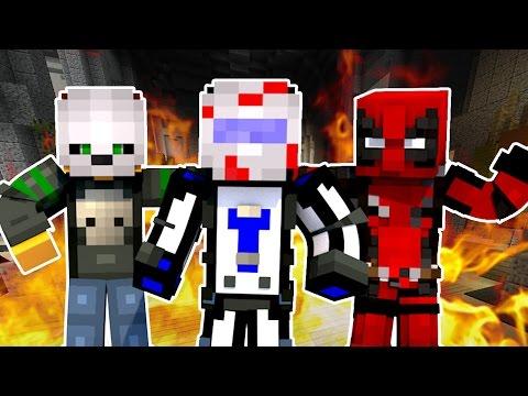 6 МАНЬЯКОВ В ОДНОЙ ИГРЕ! ЭПИК СЕРИЯ! ИГРАЕМ ТОЛЬКО ЗА УБИЙЦУ! - (Minecraft Murder Mystery)