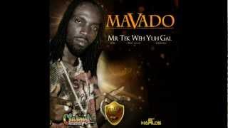 Watch Mavado Mr Tek Weh Yuh Gal video