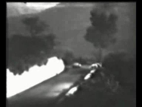 Targa Florio 1955 Film 8mm 2 Parte video