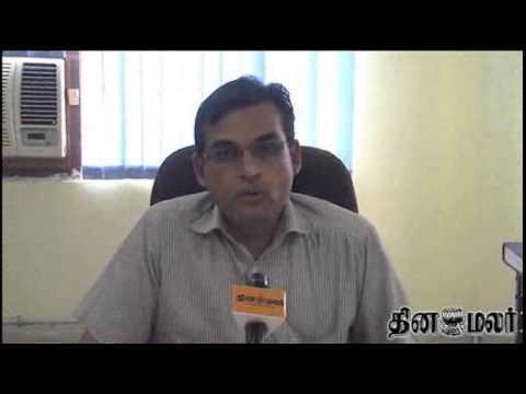 Fisher Men Warned by Meteorological Department at Chennai - Dinamalar Dec 25th News