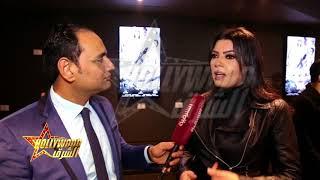 عزة مجاهد أبنه فيفي عبده وتصريح خطير جدا عن أفلام البطولة الجماعية وتوعد الجمهور بعمل جديد 2018
