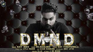 """Navv Inder"" | DMND (Official Video) | Leyla Moaser - Latest Punjabi Song 2018"