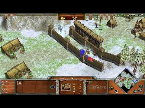 Age of Mythology: The Titans 09. Неистовство