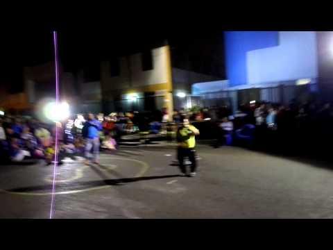 EL ENANO POMPIN EN FLORENCIA DE MORA TRUJILLO - LOS COMICOS AMBULANTES (2-2)