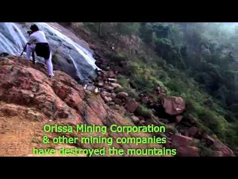 Save Khandadhar From Mining Companies.