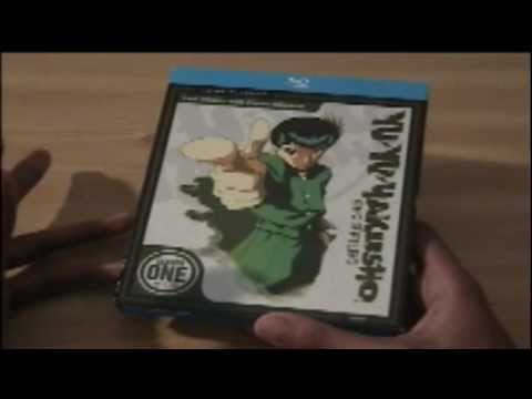 Yu Yu Hakusho Season 1 Blu-Ray Review Part 1: