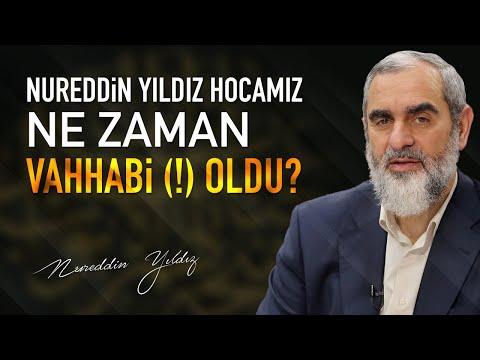 Nureddin Yıldız Hocamız Ne Zaman Vahhabi (!) Oldu ? - Nureddin Yıldız - Sosyal Doku Vakfı